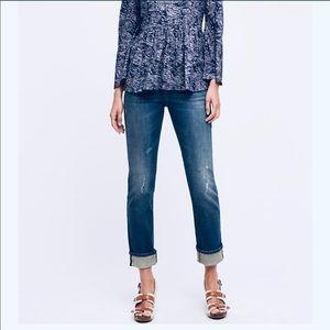 Pilcro & Letterpress Parallel Jeans - Size 27